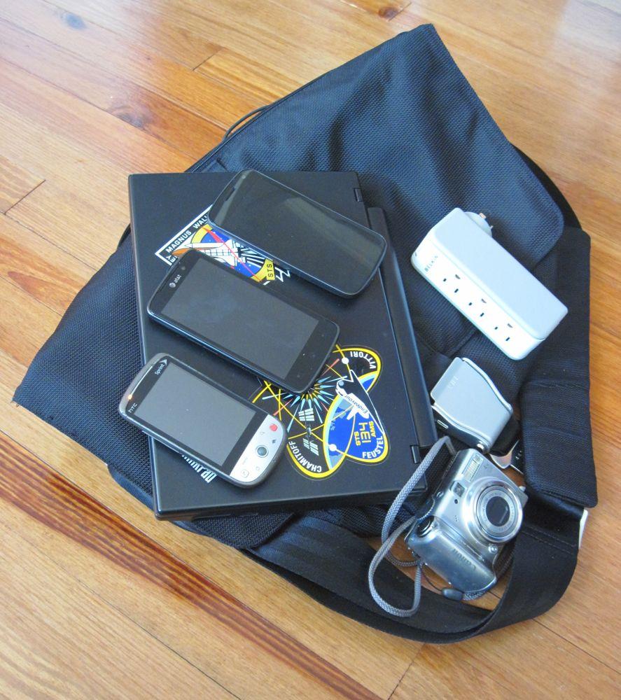Post-CES travel tech recap, 2012 edition