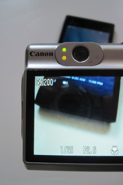 Taking gadget-porn photos
