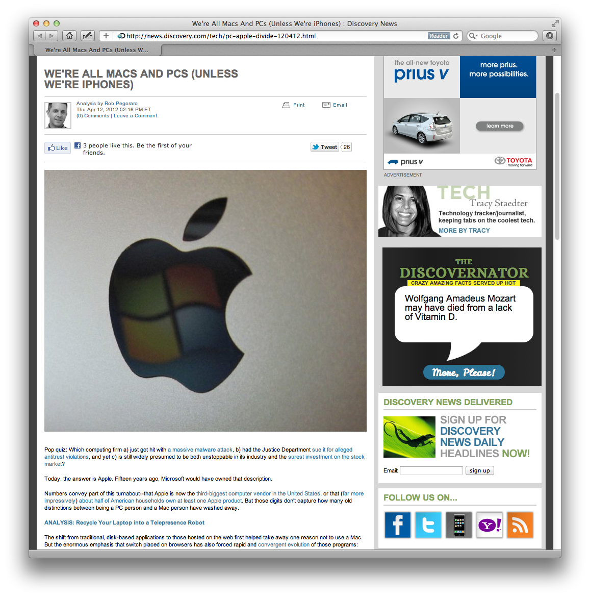 apple antitrust essay Us v microsoft: court's findings of fact  please contact the antitrust  of integrated features as the mac os running pcs manufactured by apple computer.