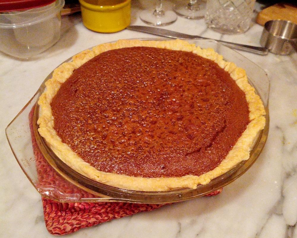 how to make pumpkin pie from scratch