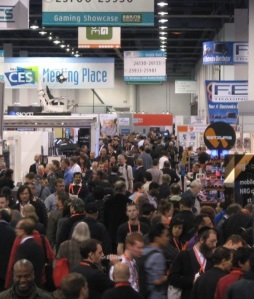 CES 2012 South Hall