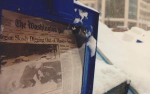 1996 blizzard headline