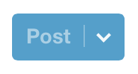 Tumblr post button