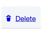 Delete tweet