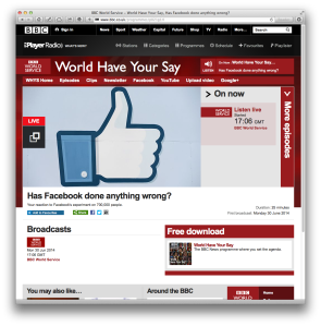 BBC WHYS page
