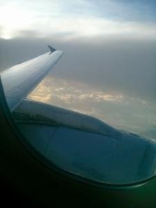 Flying home on Sept. 11