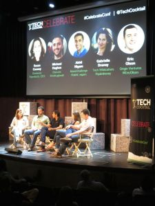 Tech Cocktail Celebrate panel