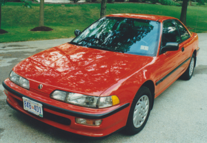 Acura Integra in 1997
