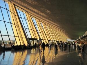 Dulles main terminal