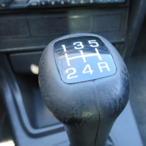 Integra gearshift