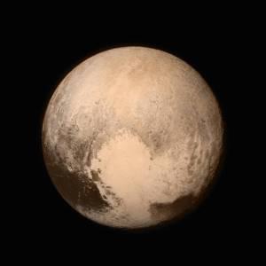 New Horizons Pluto image