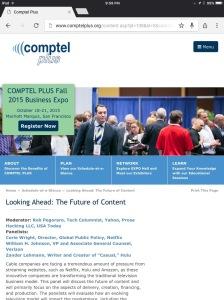 Comptel Plus panel