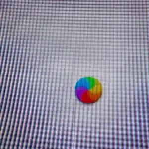 El Capitan beachball cursor