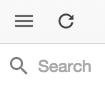 Gmail offline UI detail