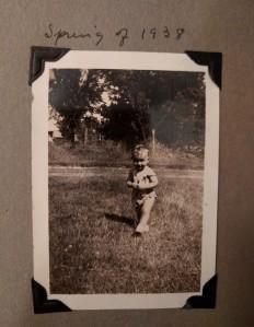 Dad in 1938