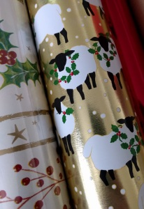 2015 wrapping paper