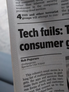USAT tech-fails column