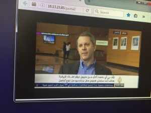 Al Jazeera FBI Apple interview screen grab