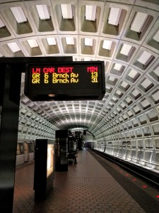 Woeful WMATA headways
