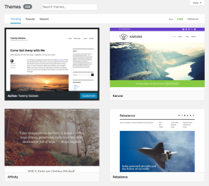 wordpress-themes-chooser