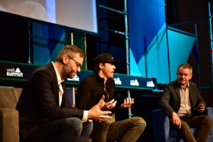 Photo via Web Summit, reproduced under a Creative Commons license