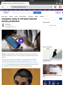VPN   Rob Pegoraro