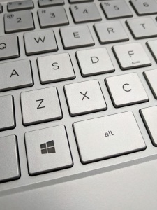HP laptop keyboard