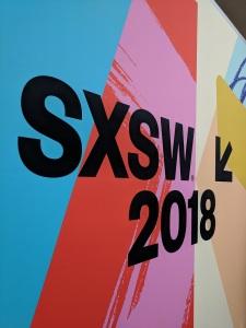 SXSW 2018 logo