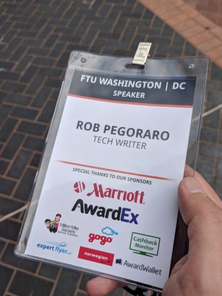 FTU DC badge