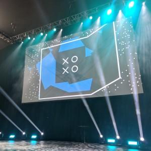 XOXO stage