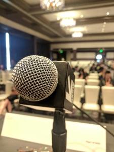 SXSW 2019 mic