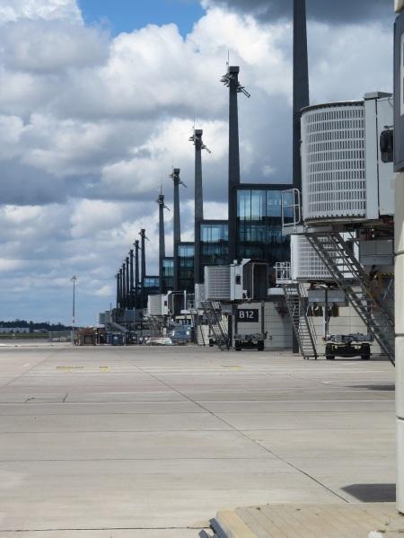 Brandenburg empty gates